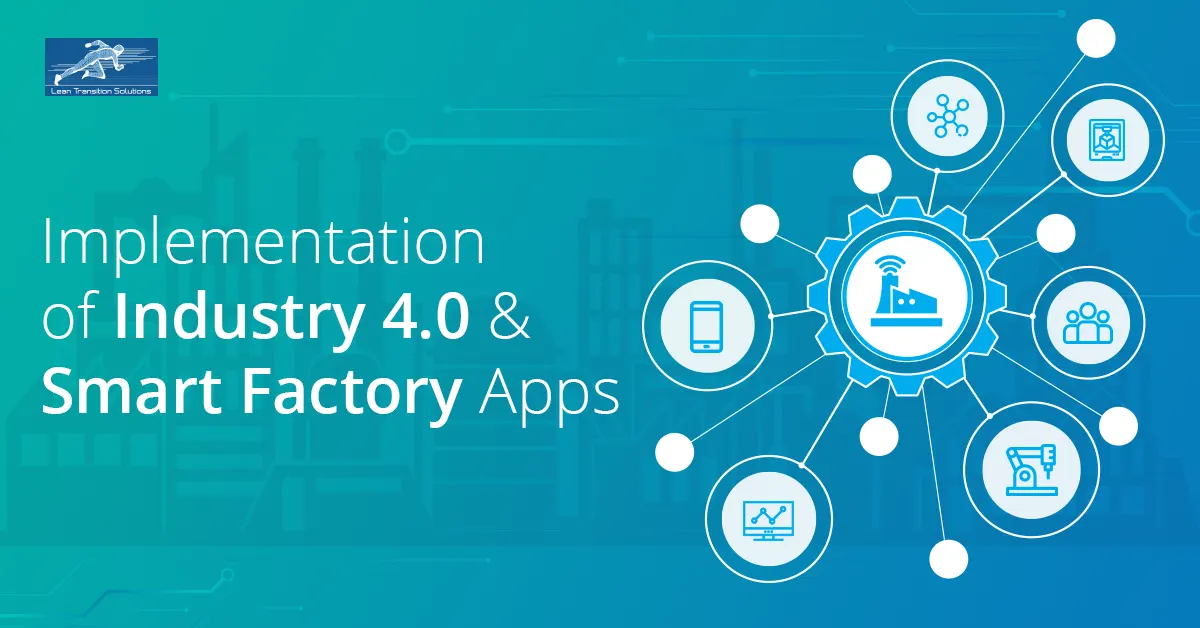 Baby Steps to Industry4.0 Transition